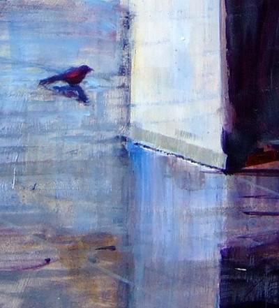 Bird Bath (Detail)